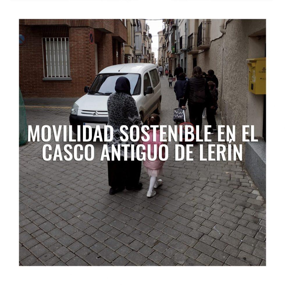 Movilidad Sostenible Lerín
